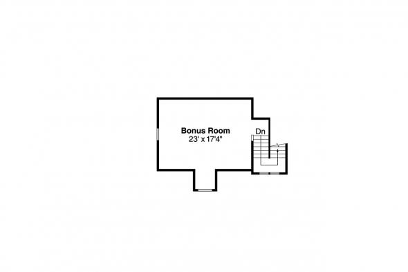 Country House Plan - Clearheart 10-410 - 2nd Floor Plan