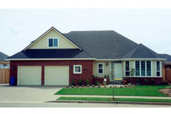 House Plan Photo - Albany 30-047 - Front Exterior