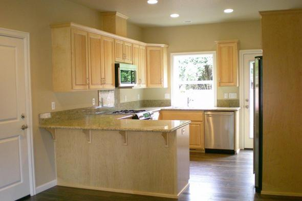 House Plan Photo - Bailey 30-262 - Kitchen