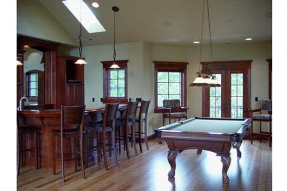 House Plan Photo - Jacksonville 30-563 - Recreation Room