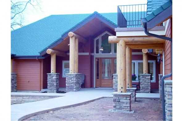 House Plan Photo - Missoula 30-595 - Front Exterior