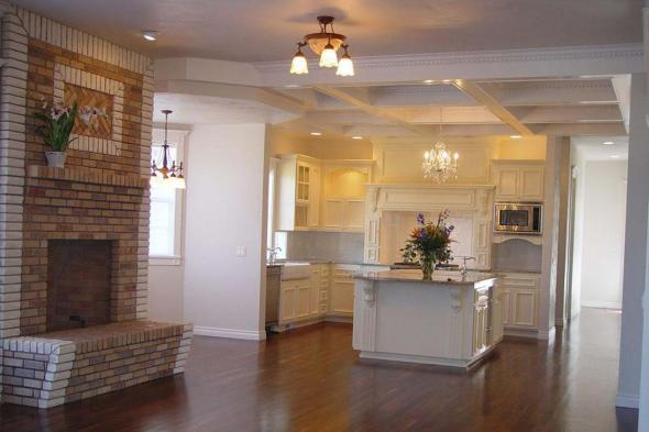 House Plan Photo - Randell 30-395 - Kitchen