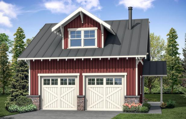 New Garage Plan
