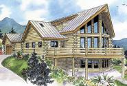 Log Home Floor Plan Collection
