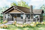 Narrow Lot House Plan Collection