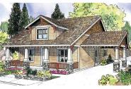 Bungalow House Plan Style