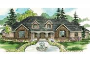 Estate House Plan Collection