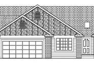 FBH - 005-007 - Shingle Style - Front Elevation
