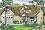 Sturnbridge - 30-663 - Craftsman Home Plan - Front Elevation