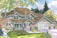 Bungalow House Plan - Cavanaugh 30-490 - Front Elevation