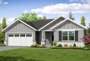 Bungalow House Plan - Flagstone 31-059 - Front Elevation