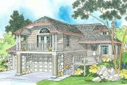 Cape Cod House Plan - Covington 30-131 - Front Elevation
