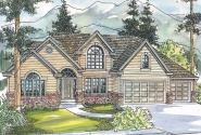 Classic House Plan - Remmington 30-460 - Front Elevations