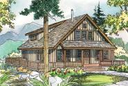 Cottage House Plan - Arden 30-329 - Front Elevation