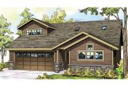 Cottage House Plan - Riverton 30-811 - Front Elevation