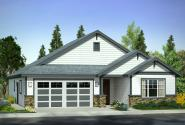 Traditional House Plan - Alderbrook 30-913 - Front Elevation