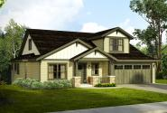 Craftsman House Plan - Greenspire 31-024 - Front Elevation