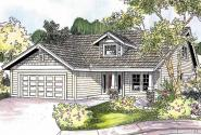 Craftsman House Plan - Holshire 30-635 - Front Elevation