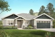 Craftsman House Plan - Northampton 31-052 - Front Elevation
