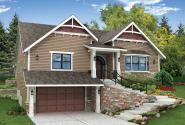 Craftsman House Plan - Springvale 30-950 - Front Elevation