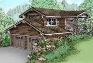 Garage Plan 20-008 - Front Elevation