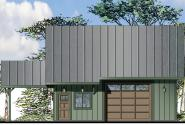Garage Plan 20-145 - Front Elevation