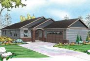 Ranch House Plan - Alton 30-943 - Front Elelvation
