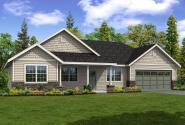 Ranch House Plan - Hyacinth 31-094 - Front Elevation