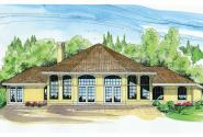 View Lot House Plan Collection