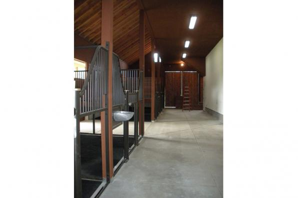 Barn Plan Photo 20-047 - Interior