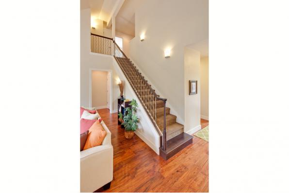 House Plan Photo - Brookville 30-928 - Staircase