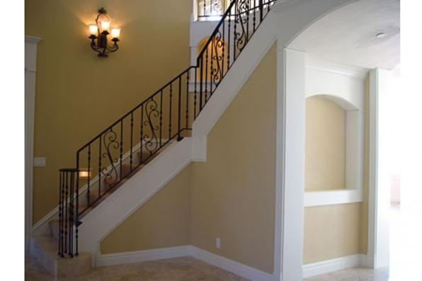 House Plan Photo - Jacksonville 30-563 - Stairwell