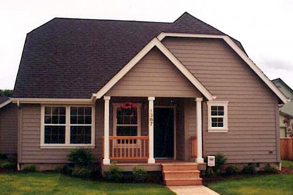 House Plan Photo - Lawrence 30-103 - Front Exterior
