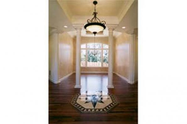 Tuscan House Plan Photo - Meridian 30-312 - Dining Room