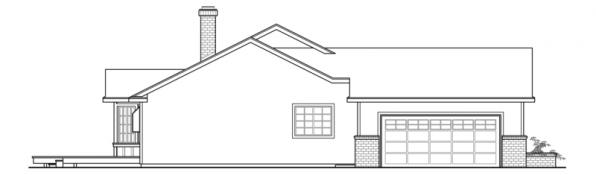 Eastport - #10-548 - Right Elevation