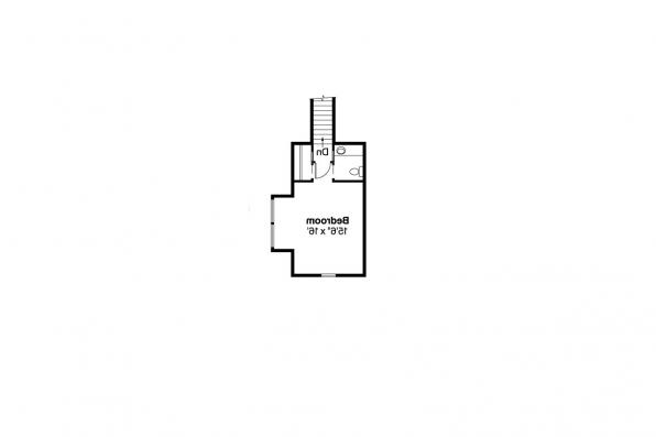 Craftsman House Plan - Heartfield 30-400 - 2nd Floor Plan