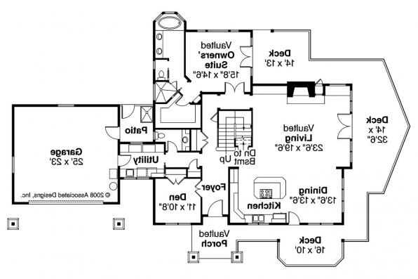 craftsman house plans stratford 30 615 associated designs craftsman ranch floor plans craftsman house floor plans