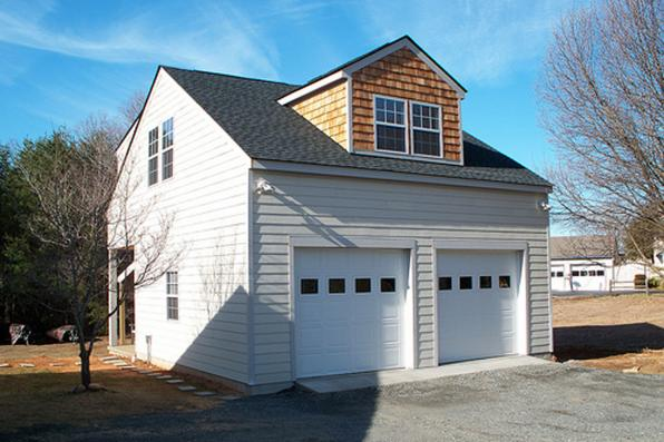Garage Plan Photo 20-007 - Exterior