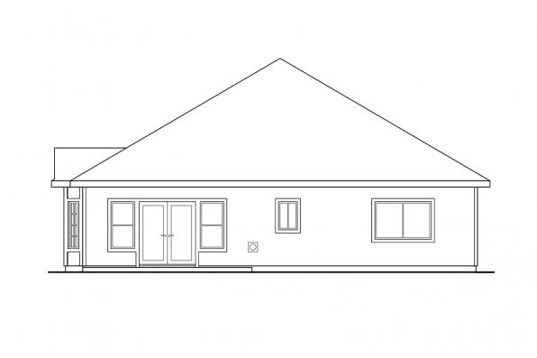 Traditional house plans lynden 30 143 associated designs for Lot plan search