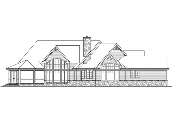Country House Plans Napa 30 991 Associated Designs