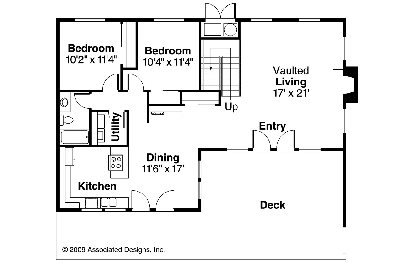 A frame house plans cascade 10 034 associated designs Plan my house