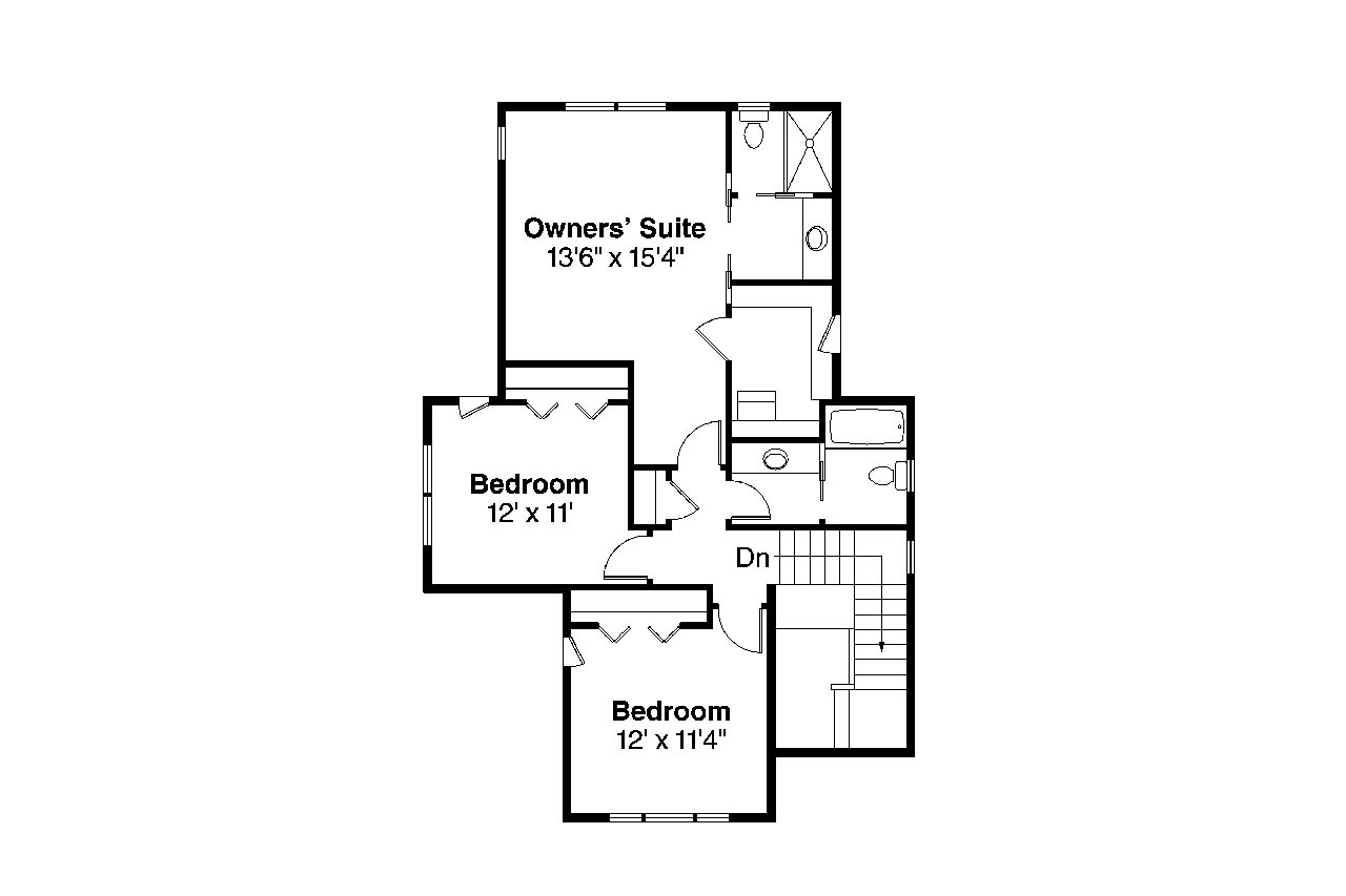 Bungalow house plans blue river 30 789 associated designs for Home plans and designs