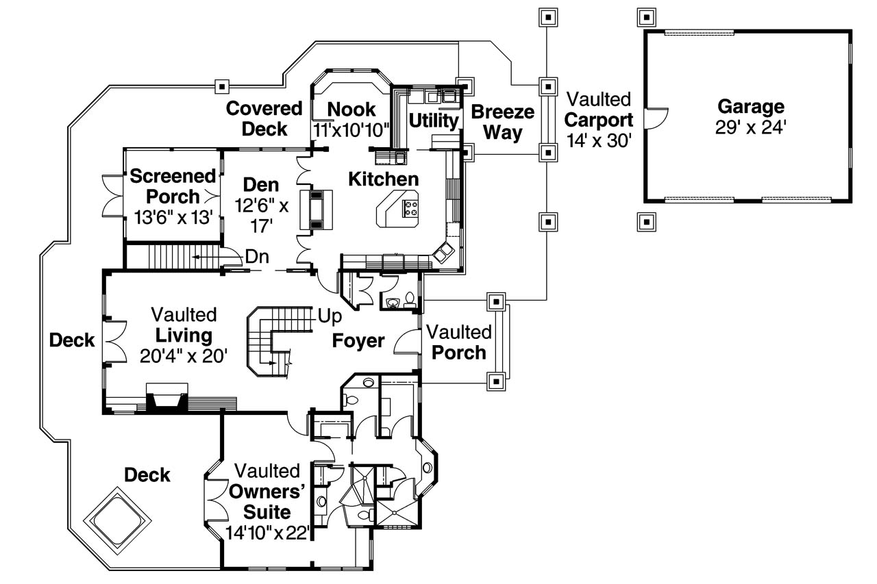 bungalow house plans colorado 30 541 associated designs On what is a bungalow house plan