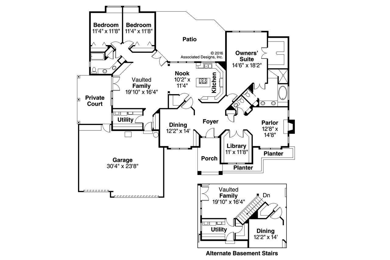 Cape cod house plans 2100 sq ft for Raised ranch open floor plan