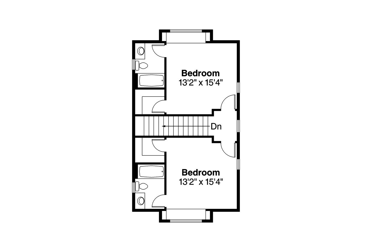 country house plans oakview 30 851 associated designs country house plan oakview 30 851 second floor plan