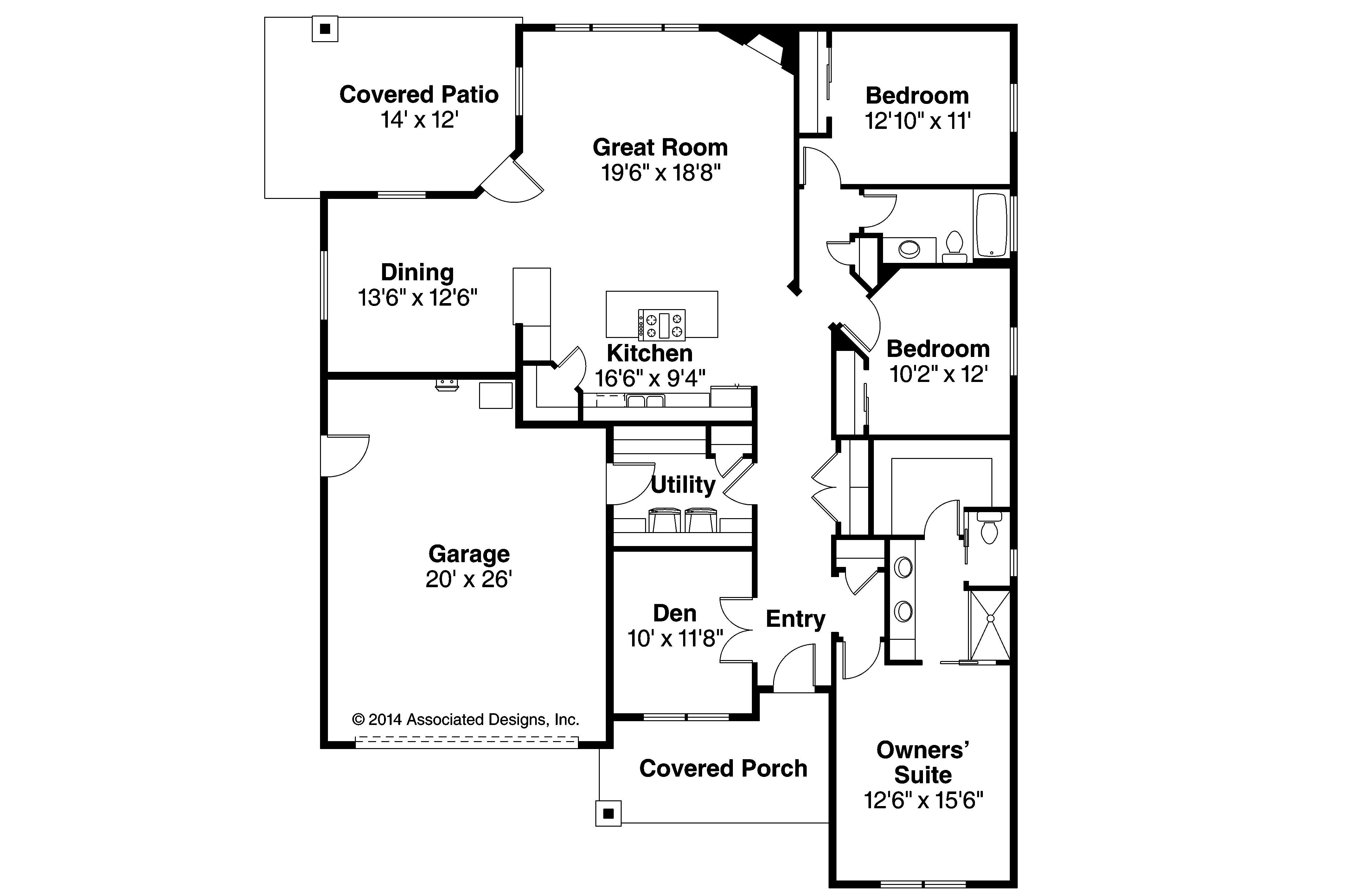 Country house plans westfall 30 944 associated designs Design your house plans