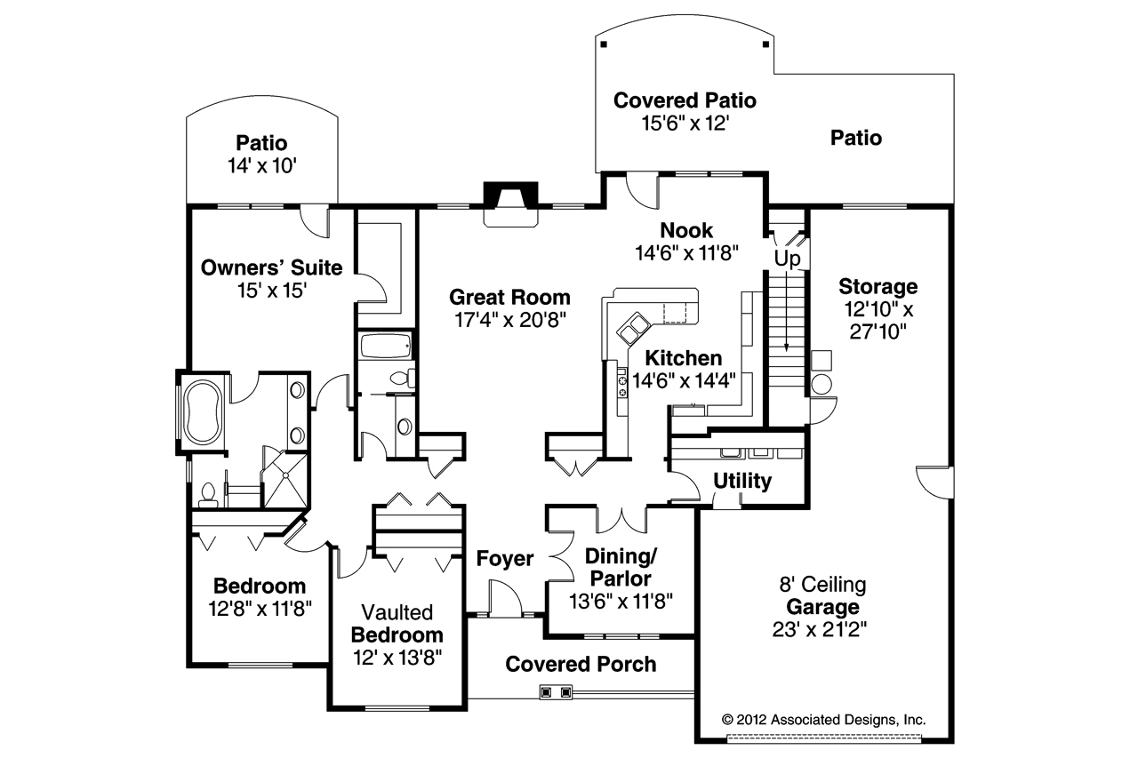 European house plans littlefield 30 717 associated designs for European style house floor plans