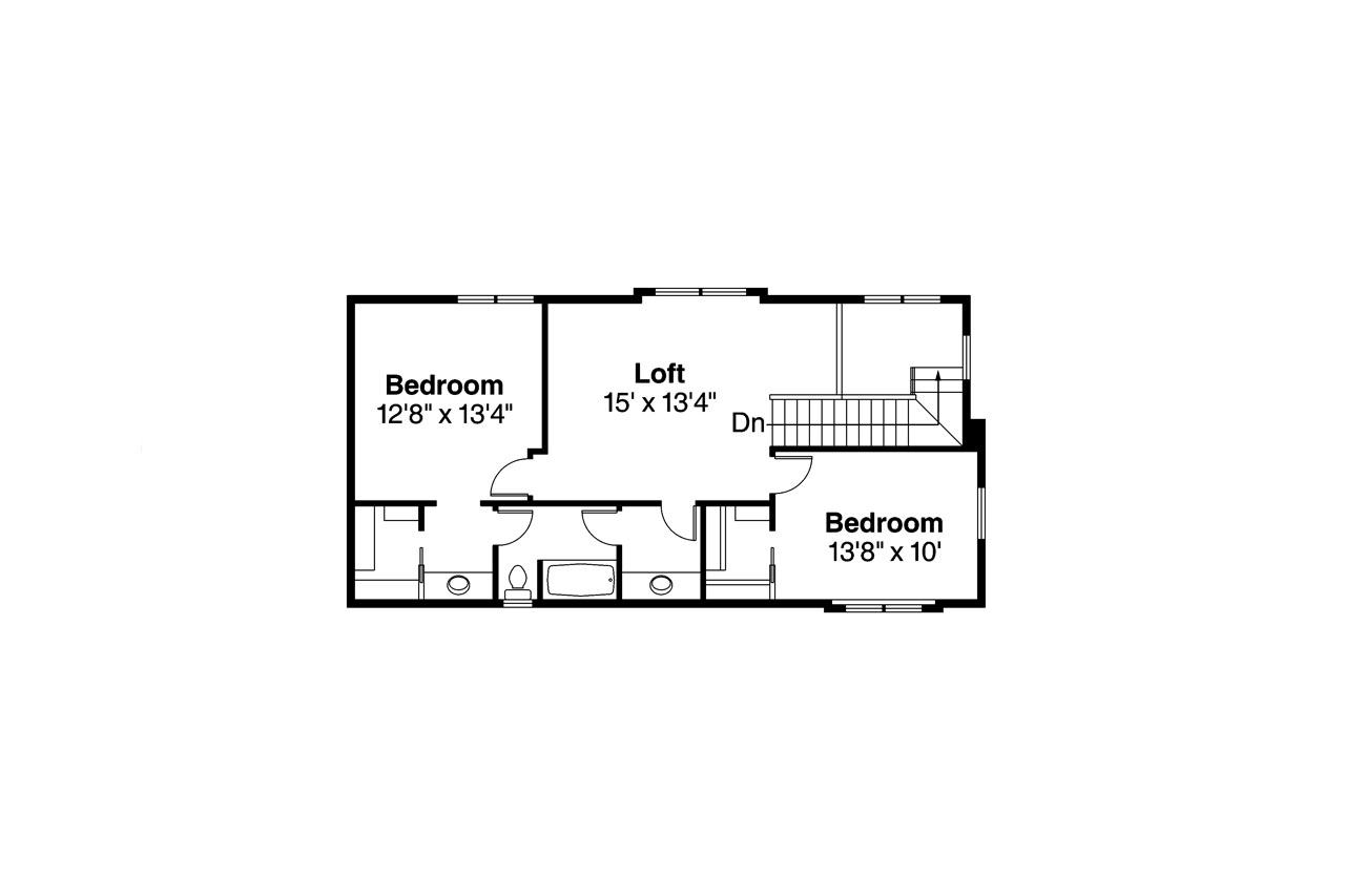 Mediterranean house plans rimrock 30 817 associated for Mediterranean mansion floor plans
