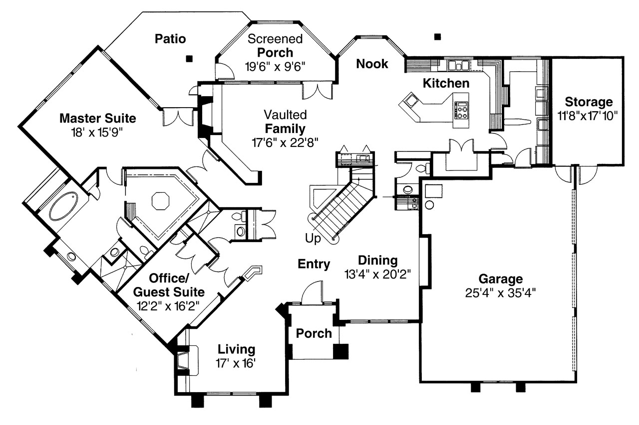 Mediterranean house plans in florida house design plans for Mediterranean mansion floor plans