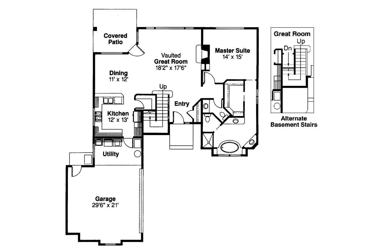 Mediterranean House Plans Rosebery 30 162 Associated
